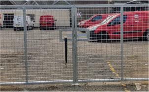 Perimeter Access & security